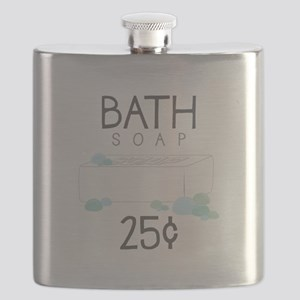 Bath Soap Flask