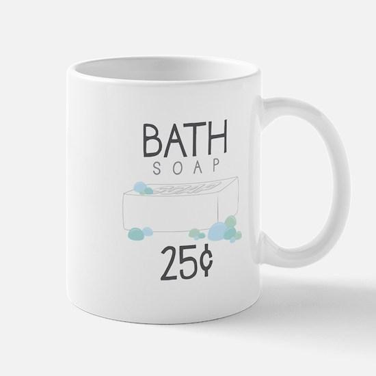 Bath Soap Mugs