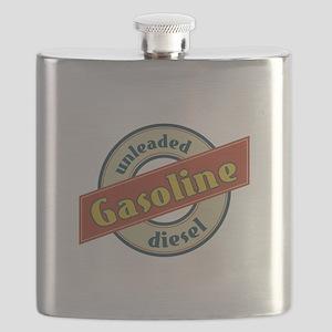 Unleaded Gasoline diesel Flask