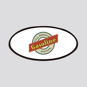 Full Service Gasoline Station Patches