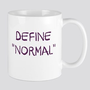 Define Normal Mugs