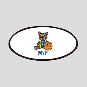 Teddy Bear MVP Patches