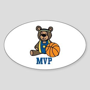 Teddy Bear MVP Sticker