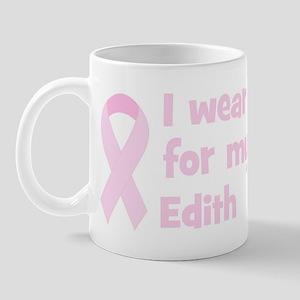 Friend Edith (wear pink) Mug