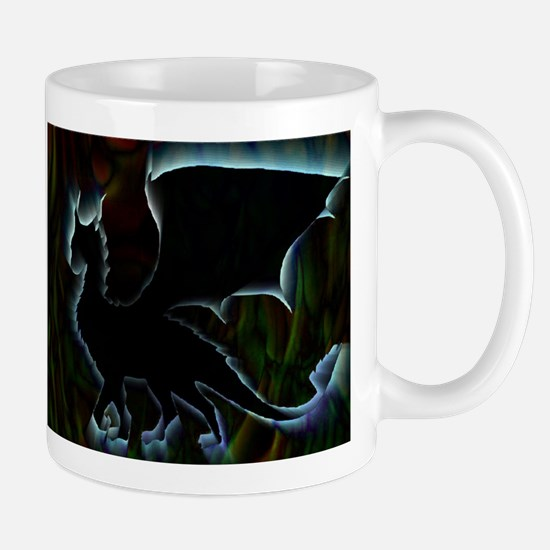 Dragon Aura Mugs