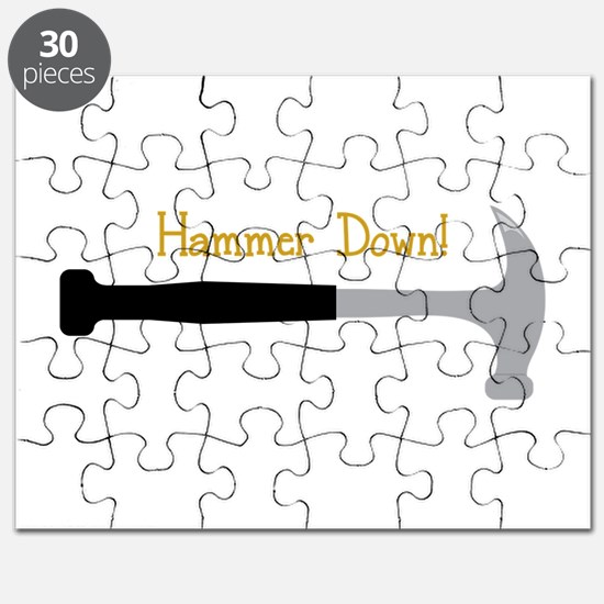 Hammer Down! Puzzle