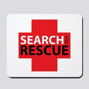 Search And Rescue Mousepad