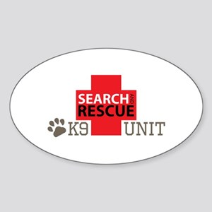 K9-Unit Sticker