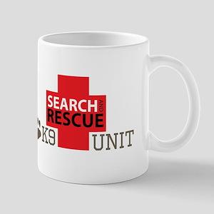 K9-Unit Mugs
