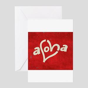 ALOHA Greeting Cards