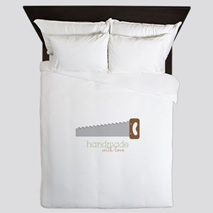Handmade with love Queen Duvet