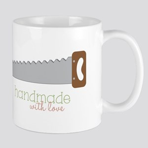Handmade with love Mugs