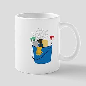 Cleaning Bucket Mugs