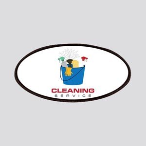 Cleaning Service Patches