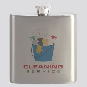 Cleaning Service Flask