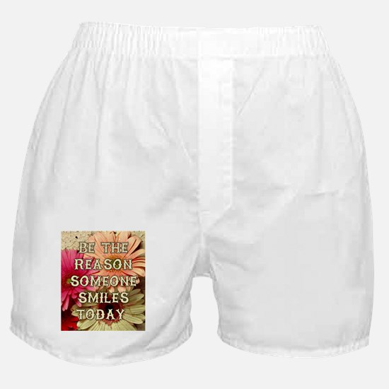 BE THE REASON Boxer Shorts