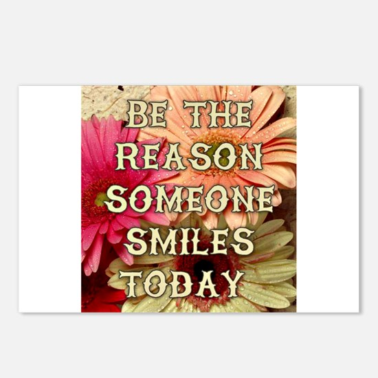 BE THE REASON Postcards (Package of 8)