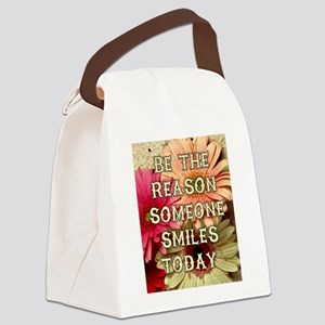BE THE REASON Canvas Lunch Bag