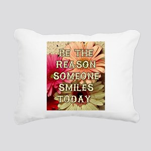 BE THE REASON Rectangular Canvas Pillow