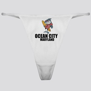 Ocean City, Maryland Classic Thong