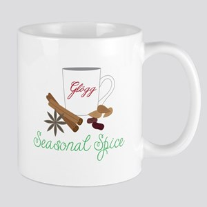 Seasonal Spice Glogg Mugs