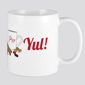 God Yul! Mugs
