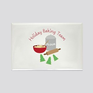 Holiday Baking Team Magnets
