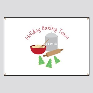 Holiday Baking Team Banner