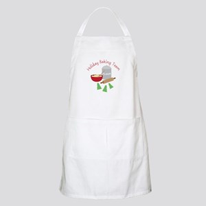 Holiday Baking Team Apron
