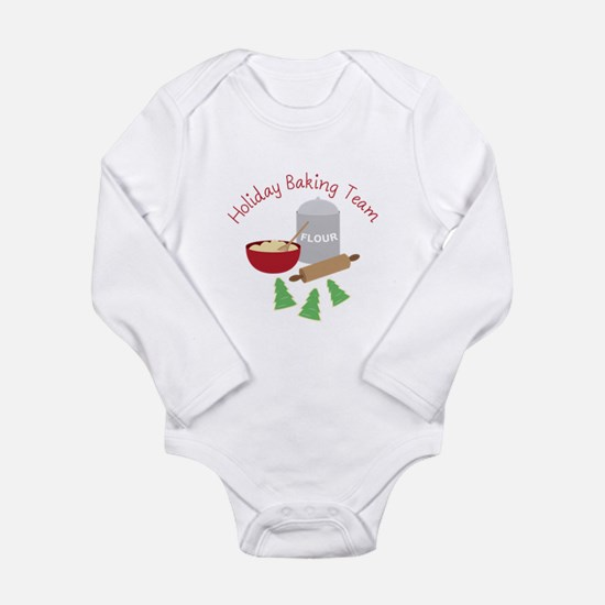 Holiday Baking Team Body Suit