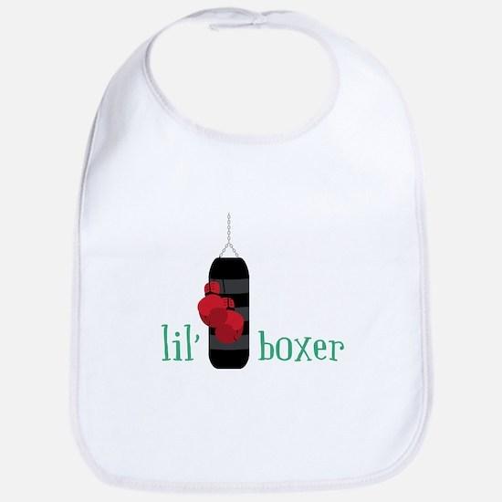 Lil Boxer Bib