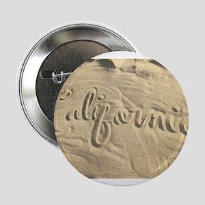 "CALIFORNIA SAND 2.25"" Button"