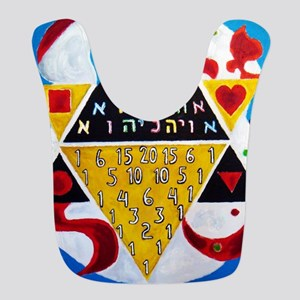 Cabalistic Message in Pascals Triangle Bib