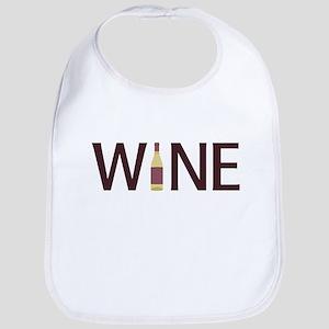 Wine Bottle Bib