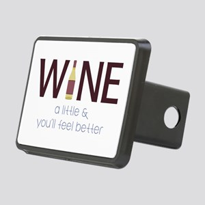 Wine a Little Hitch Cover