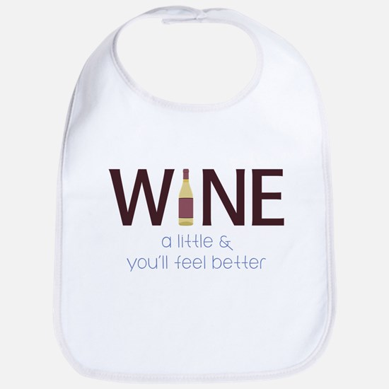 Wine a Little Bib