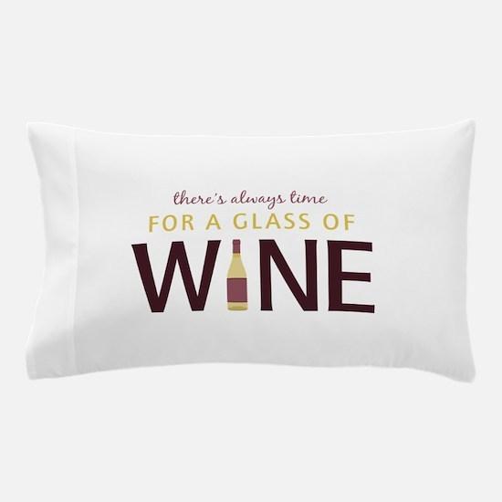Always Time Pillow Case