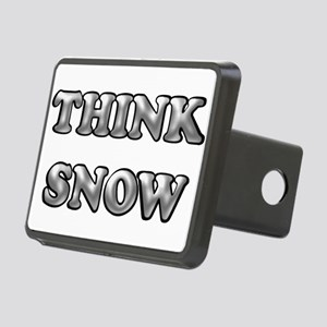 Think Snow Hitch Cover