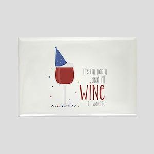 Wine if I Want Magnets