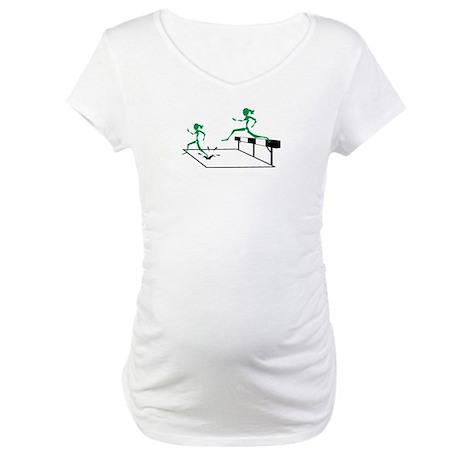 SteepleChics Maternity T-Shirt