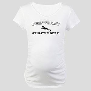 Great Dane Athletics Maternity T-Shirt