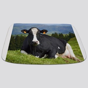 Holstein cow Bathmat