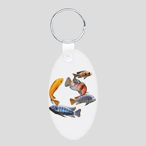 Cichlids Keychains