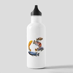 Cichlids Water Bottle