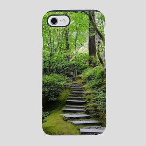 garden path iPhone 7 Tough Case