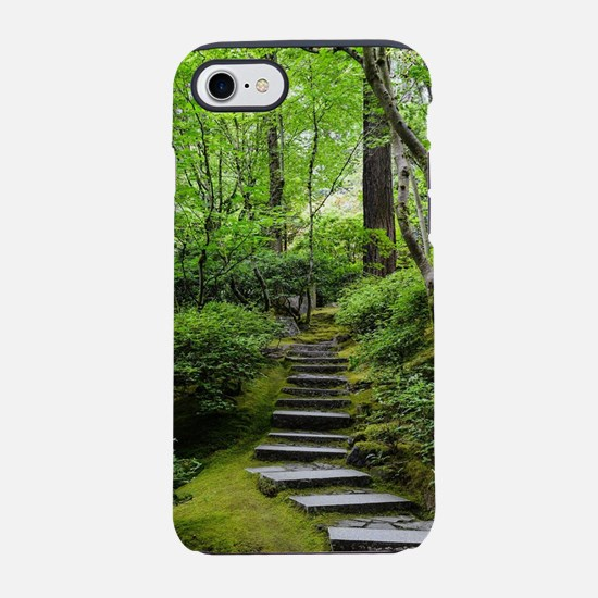 garden path iPhone 7 Tough Case