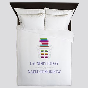 Naked Tomorrow Queen Duvet
