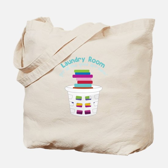 All the Good Dirt Tote Bag