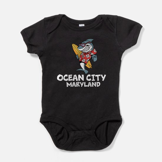 Ocean City, Maryland Body Suit