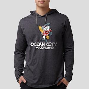 Ocean City, Maryland Long Sleeve T-Shirt